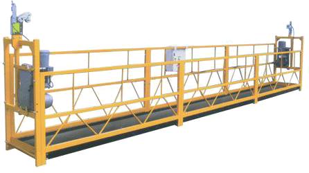 分析建筑吊篮在施工的时候怎么发挥优点的